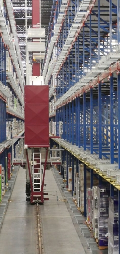 Savanna.NET® WCS optimizes your warehouse automation