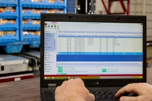 Westfalia's Savanna.NET® Warehouse Management System
